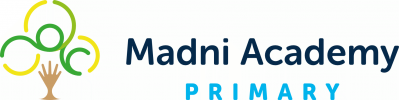 Madni Early Primary Logo