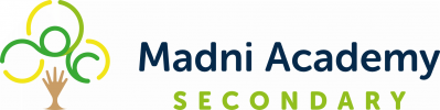 Madni Early Secondary Logo